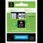 DYMO 45803 (S0720830) DirectLabel-etikettes, 19mm x 7m