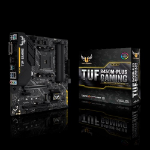 ASUS ASU MBD TUF-B450M-PLUS-GAMING Am4 Matx MOTHERBOARD