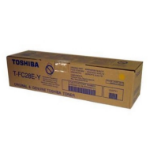 Toshiba 6AG00002112 24000pages Yellow laser toner & cartridge