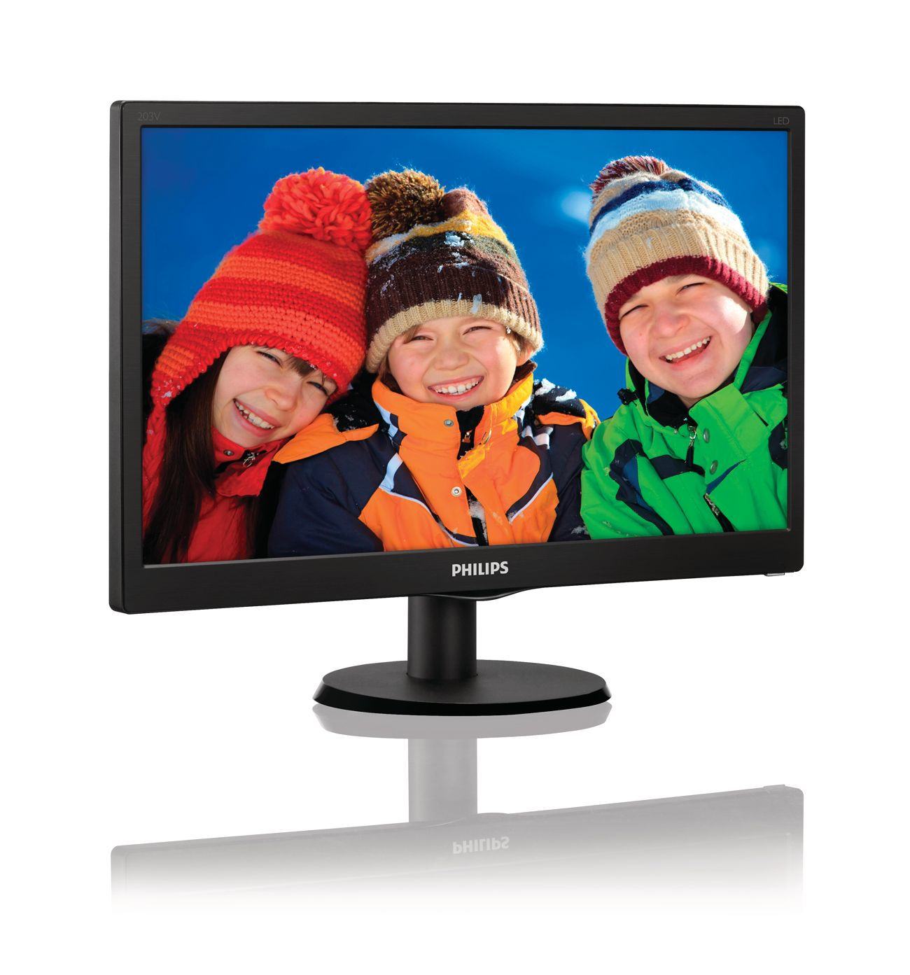 Philips LCD monitor with SmartControl Lite 203V5LSB26/10
