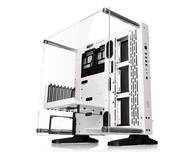 Thermaltake Core P3 Snow Edition Midi-Tower Black