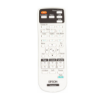 Epson 1566090 remote control Projector Press buttons