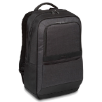 "Targus CitySmart 15.6"" Notebook backpack Black,Grey"