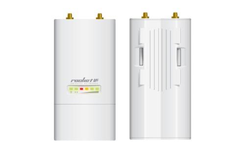Ubiquiti Networks Rocket M5 150 Mbit/s White Power over Ethernet (PoE)