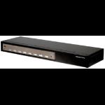 ConnectPRO UD-18-PLUS KVM switch Black