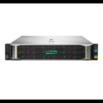 Hewlett Packard Enterprise StoreEasy 1660 NAS Rack (2U) Ethernet LAN Black, Metallic 3204