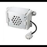 Star Micronics BUZZER BU01-24-A Silver alarm ringer