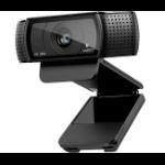 Logitech Pro C920 1920 x 1080pixels USB 2.0 Black webcam