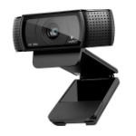 Logitech Pro C920 1920 x 1080pixels USB 2.0 Black webcamZZZZZ], 960-000960