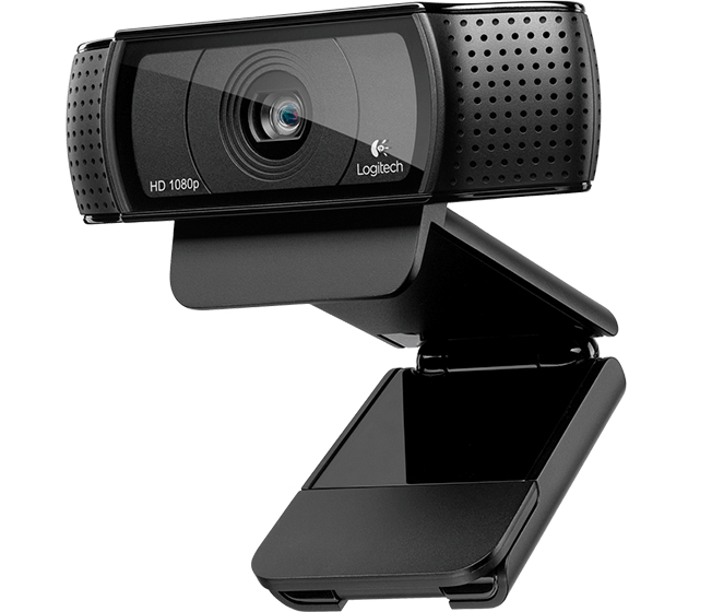 Webcam HD Pro C920