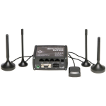 Teltonika RUT955 wireless router Fast Ethernet 3G 4G Black