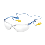 3M TORA CCS SPECTACLES AND EARPLUGSET