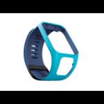 TomTom Watch Strap (Light Blue/Dark Blue - Small)