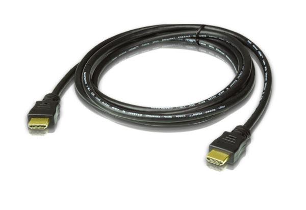Aten 2L-7D02H-1 2m HDMI HDMI Black HDMI cable