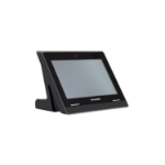 """Kramer Electronics KT-107 touch screen monitor 17.8 cm (7"""") 1280 x 800 pixels Multi-touch Table Black"""