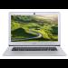 "Acer Chromebook 14 CB3-431-C6WH 1.6GHz N3060 Intel® Celeron® 14"" 1366 x 768pixels Aluminium Chromebook"