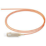 Microconnect FIBSCMPIG 1.5m SC/UPC OM1 Orange fiber optic cable