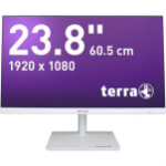 "Wortmann AG TERRA LED 2464W LED display 60.5 cm (23.8"") Full HD Flat White"