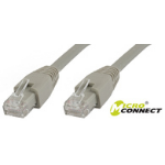 Microconnect UTP6A015 1.5m Grey networking cable