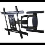 "Peerless SAX762PU 63"" Black flat panel wall mount"