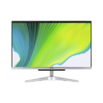 "Acer Aspire C24-963 60.5 cm (23.8"") 1920 x 1080 pixels 10th gen Intel® Core™ i5 8 GB DDR4-SDRAM 1000 GB HDD All-in-One PC Windows 10 Home Wi-Fi 5 (802.11ac) Black, Silver"