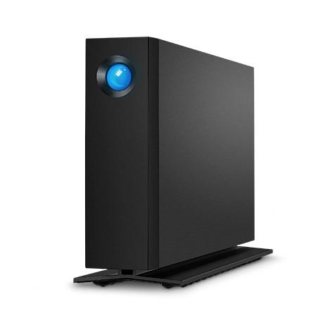 LaCie d2 Professional 4000GB Black external hard drive
