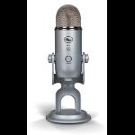 Blue Microphones Yeti Table microphone Blau, Silver