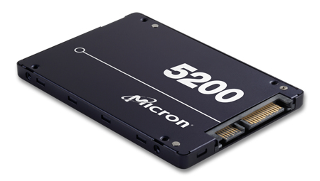 "Micron 5200 MAX internal solid state drive 2.5"" 240 GB Serial ATA III 3D TLC"