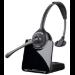 POLY CS510/A Auriculares Diadema Negro
