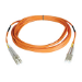 Tripp Lite 100.0m (330-ft.) Duplex MMF 50/125 Patch Cable, LC/LC
