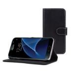 "TheSnugg B01A961I0U 5.1"" Wallet case Black mobile phone case"