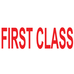 Colop GREEN LINE WORD STAMP FIRST CLASS