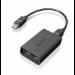 Lenovo DisplayPort to Dual-DisplayPort Monitor Cable