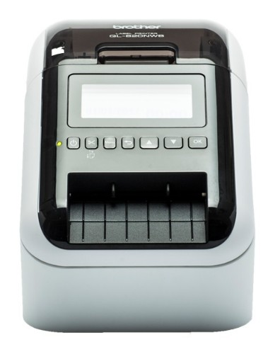 Brother QL-820NWB label printer Direct thermal 300 x 600 DPI Wired & Wireless