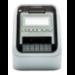 Brother QL-820NWB impresora de etiquetas Térmica directa 300 x 600 DPI Inalámbrico y alámbrico