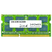 2-Power 2GB MultiSpeed 1066/1333/1600 MHz SoDIMM Memory - replaces SNPN0966C/2G