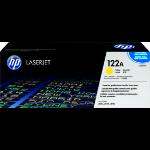 HP 122A Origineel Geel 1 stuk(s)