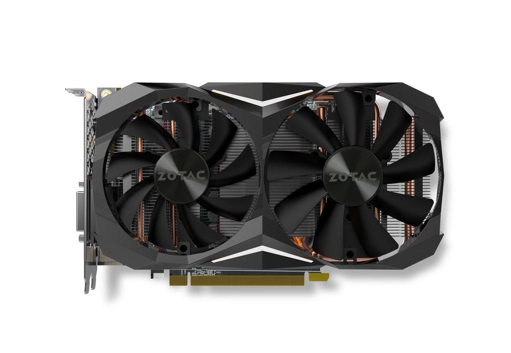 Zotac GTX 1070 Ti GeForce GTX 1070 Ti 8 GB GDDR5