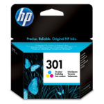 HP 301 Origineel Cyaan, Magenta, Geel 1 stuk(s) Normaal rendement