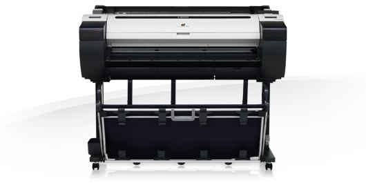 Canon imagePROGRAF iPF780 Colour 2400 x 1200DPI Inkjet large format printer
