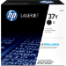HP Cartucho de tóner original LaserJet 37Y de capacidad superior negro