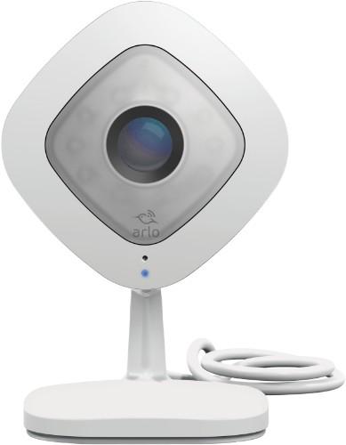 Arlo Q IP security camera Indoor White 1920 x 1080pixels