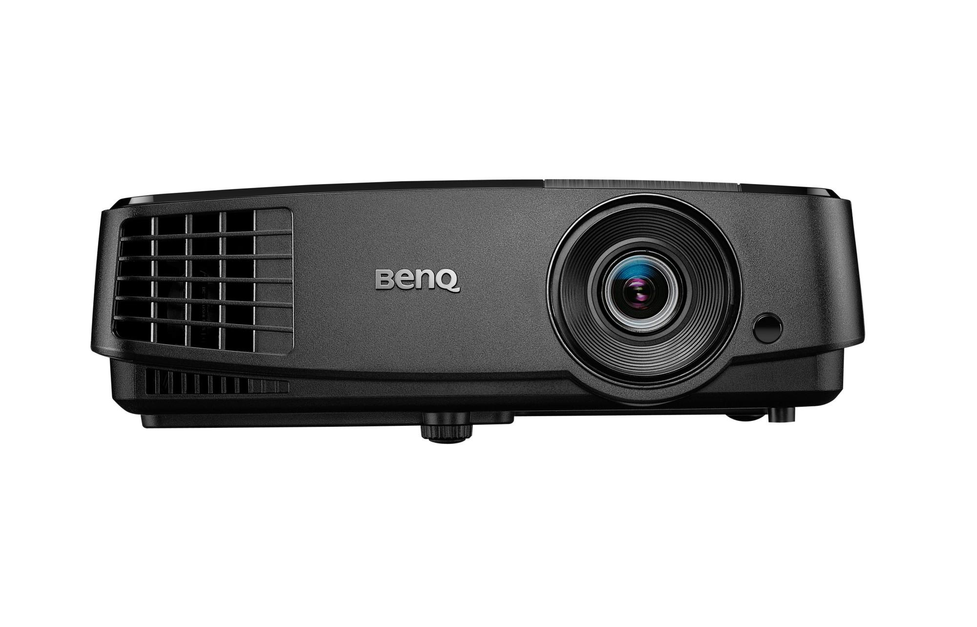Benq MS506 Desktop projector 3200ANSI lumens DLP SVGA (800x600) 3D Black data projector