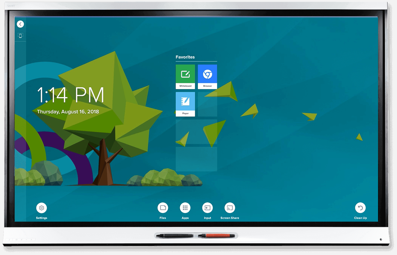 "Smart Board 6075 touch screen monitor 190.5 cm (75"") 3840 x 2160 pixels White Multi-touch Multi-user"