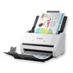Epson WorkForce DS-530 600 x 600 DPI Sheet-fed scanner Black,White A4
