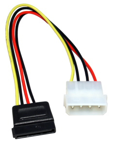 Cables Direct 88RB-414 internal power cable