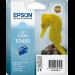 Epson Seahorse Cartucho T0485 cian claro