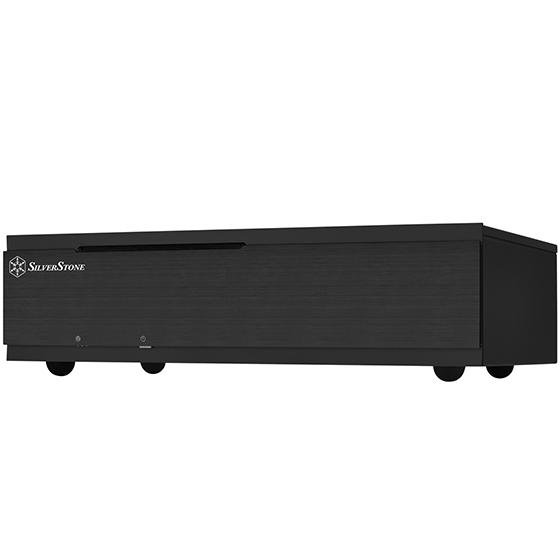 Silverstone ML06-E Desktop Black