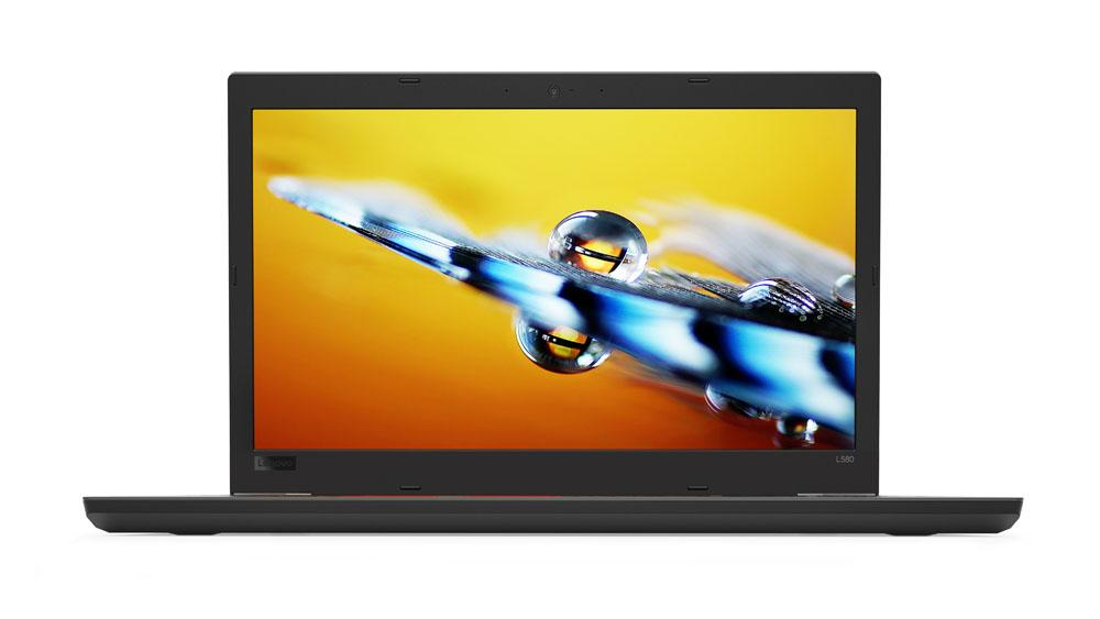 """Lenovo ThinkPad L580 Black Notebook 39.6 cm (15.6"""") 1920 x 1080 pixels 8th gen Intel® Core™ i7 i7-8550U 8 GB DDR4-SDRAM 256 GB SSD"""