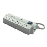 APC NET7 SurgeArrest Network 7AC outlet(s) 120V Beige surge protector